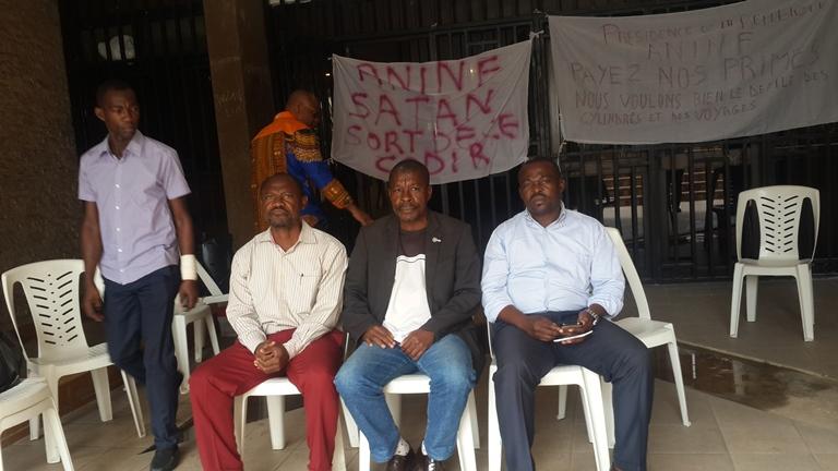 Grève à l'ANINF : Le système informatique gabonais menacé de paralysie