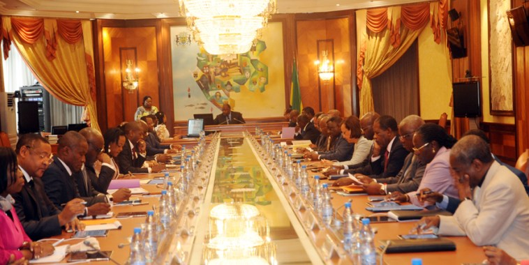 Conseil des ministres ce vendredi sous la présidence d'Ali Bongo