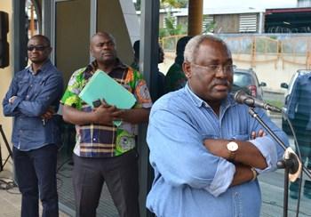 Le syndicaliste Mbatchi Bayonne corrompu à 50 millions