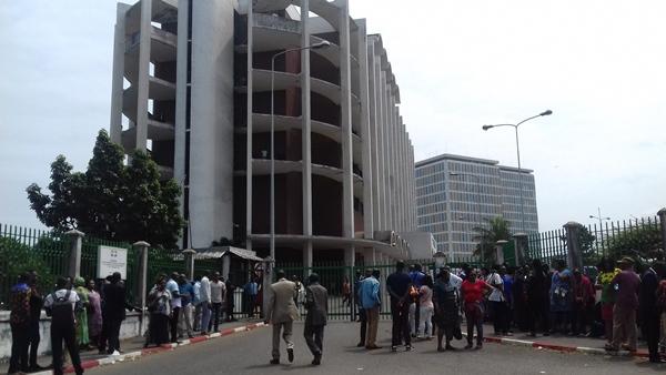 Grève de 72 dans les régies financières (impôts, douanes, Trésor et Hydrocarbures)