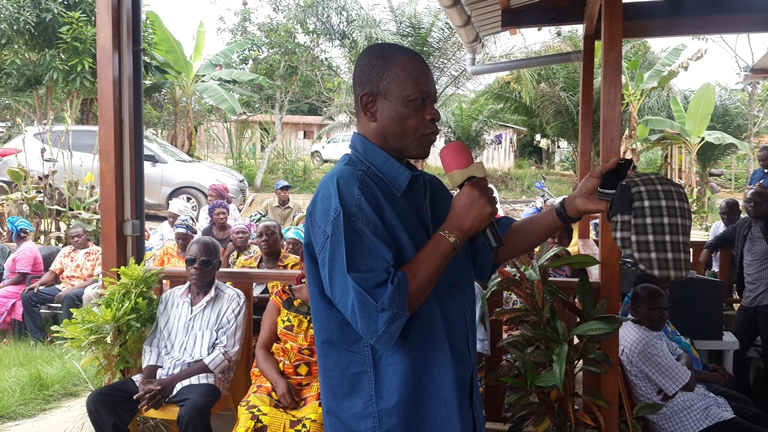 Si le parti investi Alain Bourobou, je ferai la campagne pour lui (Jean Eddy Mba Minko, député de Kango)