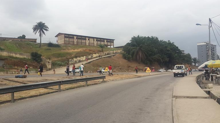 Insécurité grandissante à Libreville : Pk6 le  Far West