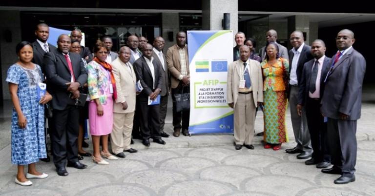 L'UE débloque  une enveloppe de plus 1,500 milliard de FCFA dédiée à la formation professionnelle de  3000 jeunes gabonais