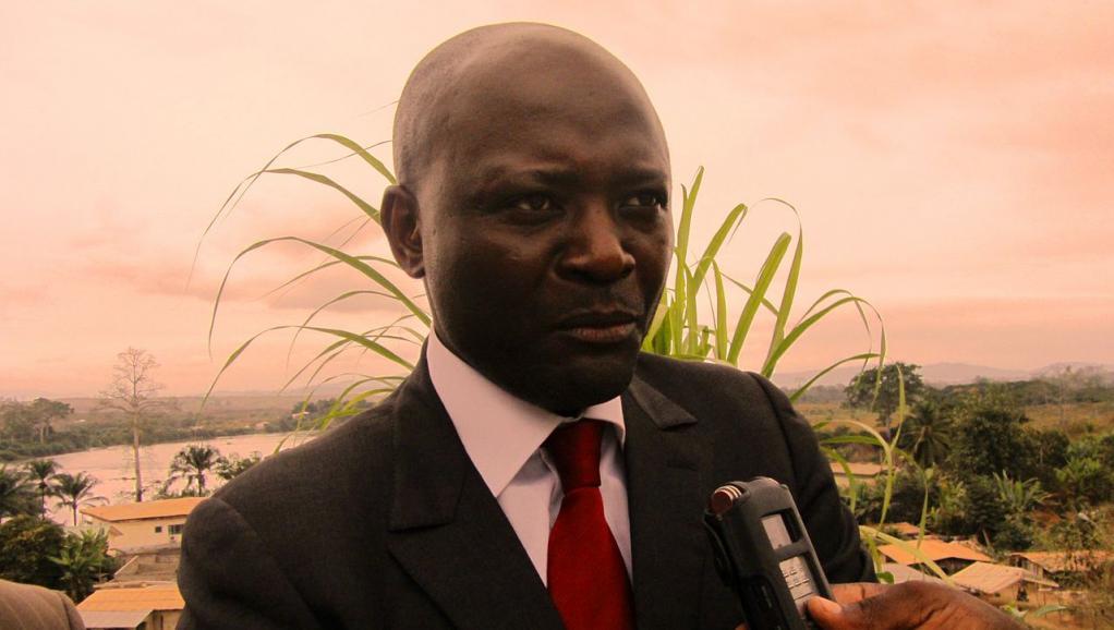 Bruno Ben Moubamba explique à rfi les raisons de son limogeage