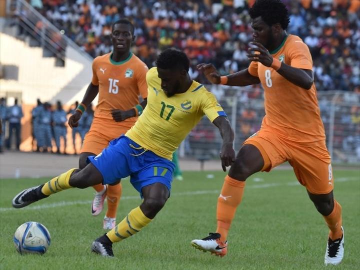Éliminatoires du Mondial 2018: Le Gabon terrasse la Côte d'Ivoire à domicile 2-1