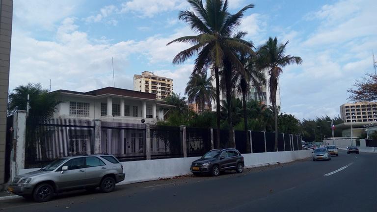 L'ancienne ambassade des  Etats Unis au Gabon  transformée en Musée national
