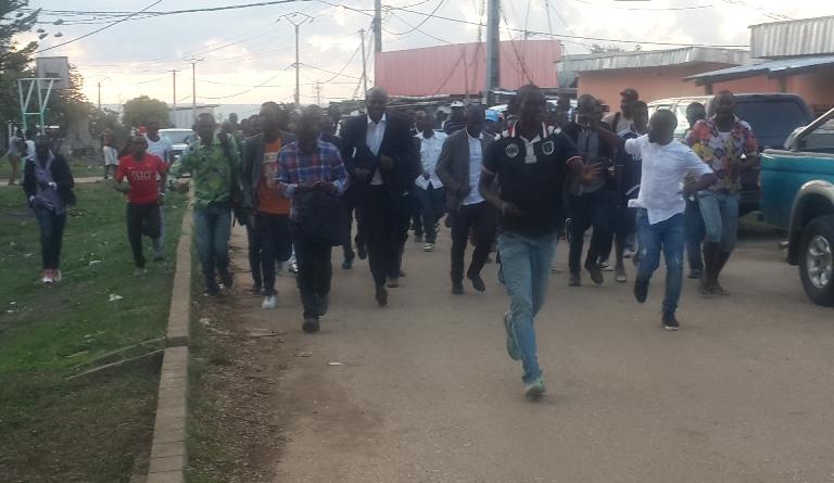 J'appelle les Gabonais à courir pour inaugurer  une forme de révolution tranquille (Bruno Ben Moubamba)