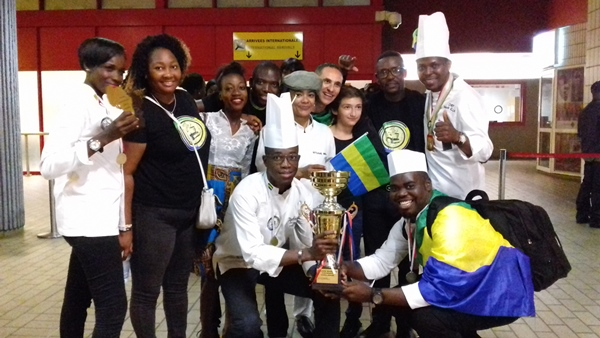Le Gabon remporte le prix Nelson Mandela pour la Cuisine panafricaine