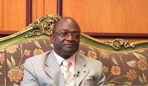 Un  groupe d'activistes proche de Jean Ping menace d'agresser Paul Biyoghé Mba et Étienne Massard Kabinda