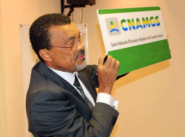 Michel Mboussou quitte la CNAMGS pour un poste dans le pétrole