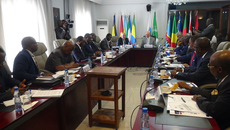 La CEEAC plaide pour le rétablissement définitif de la paix en RCA