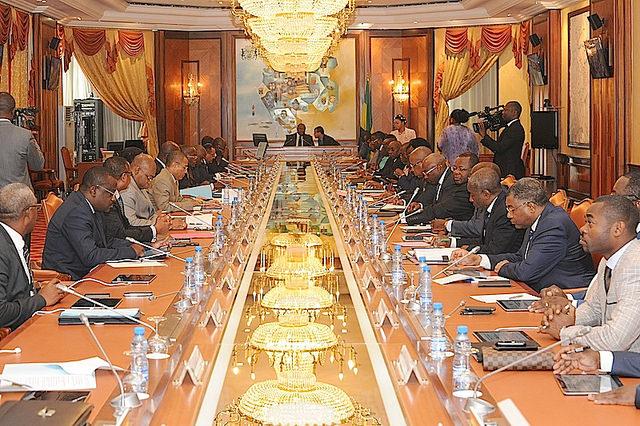 Communiqué final du conseil des ministres du 12 octobre