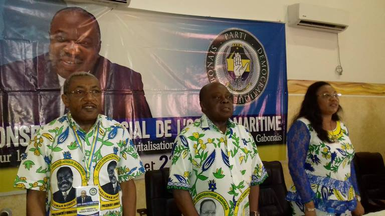 Eric Dodo Bouguendza lance à Port Gentil la longue série des conseils provinciaux du PDG