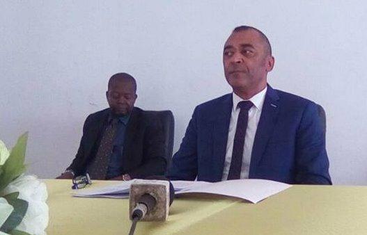 Patrick Eyogo Edzang  rejoint Démocratie Nouvelle, un parti politique de l'opposition modérée