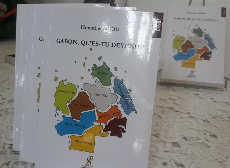 Gabon, qu'es-tu devenu ?, nouveau livre cri d'alarme d'Honorine Ngou