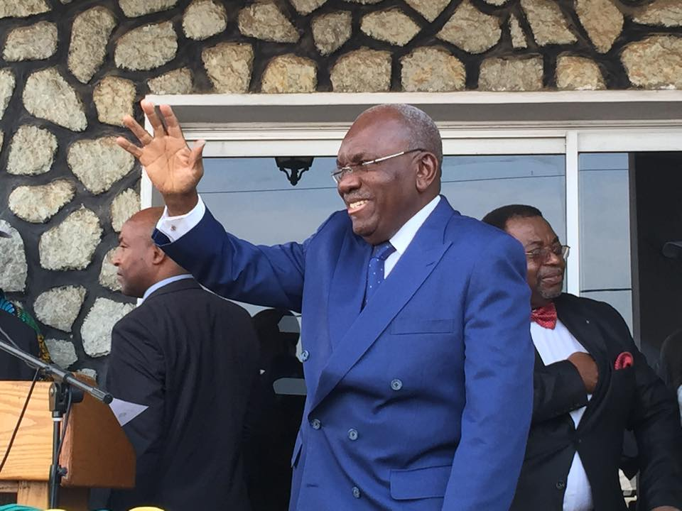 Révision de la constitution: Myboto dénonce un projet taillé sur la mesure d'Ali Bongo