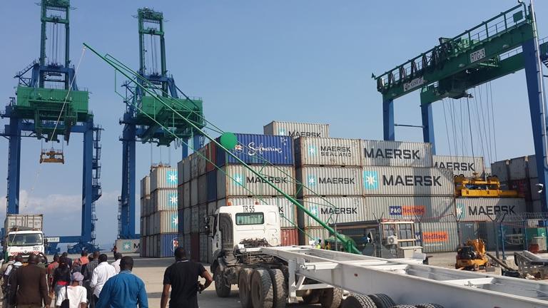 Inauguration officielle du nouveau port moderne d'Olam à Owendo samedi prochain