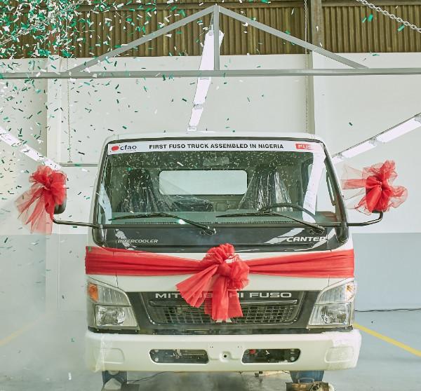 CFAO inaugure une nouvelle usine d'assemblage des véhicules au Nigeria