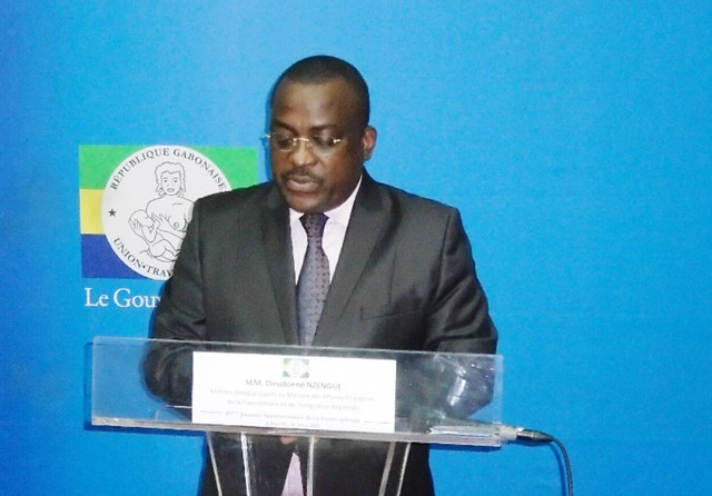 Décès de Dieudonné Nzengué ex ministre délégué aux Affaires étrangères en 2014