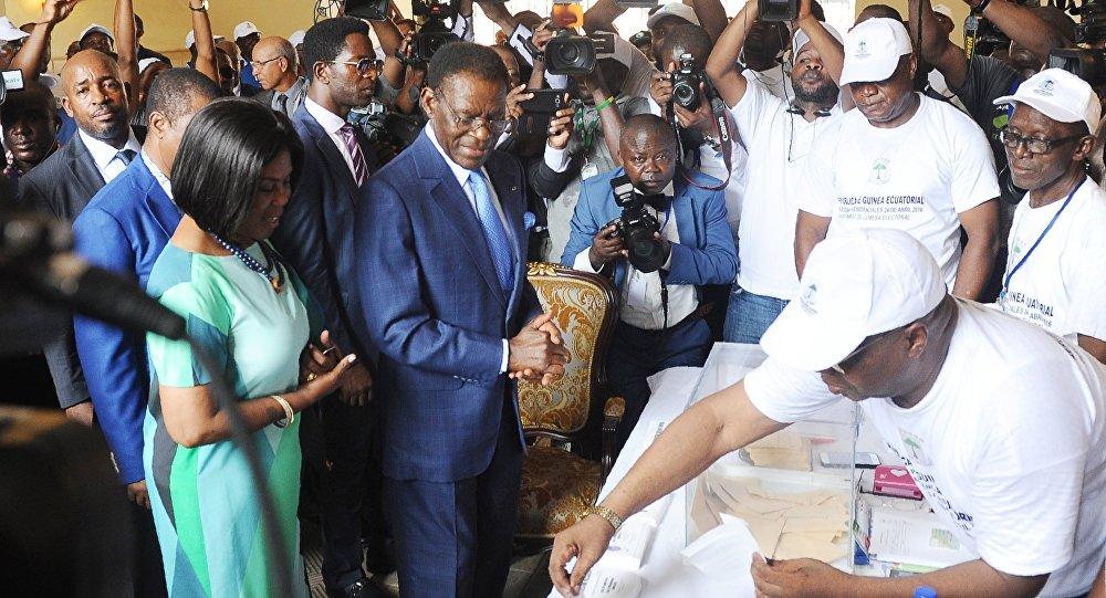Les équato-guinéens appelés aux urnes dimanche prochain
