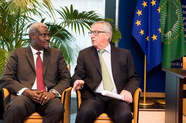 UE-Afrique: un avenir commun (libre tribune Jean-Claude Juncker et Moussa Faki)