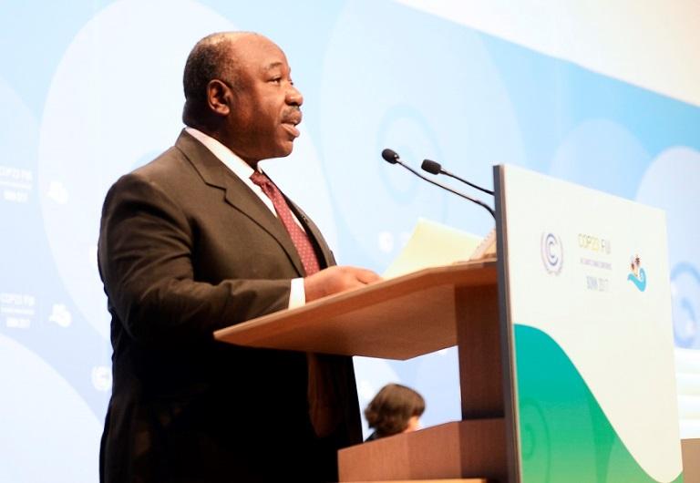 Lutte contre le dérèglement climatique : Ali Bongo appelle à la mise en œuvre urgente de l'accord de Paris