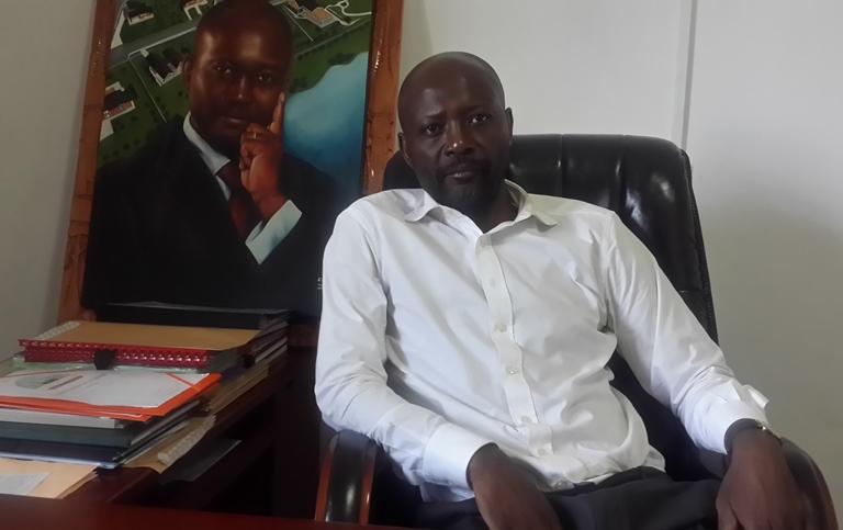 Ma grève de la faim va se poursuivre jusqu'au congrès du PDG (Bruno Ben Moubamba)