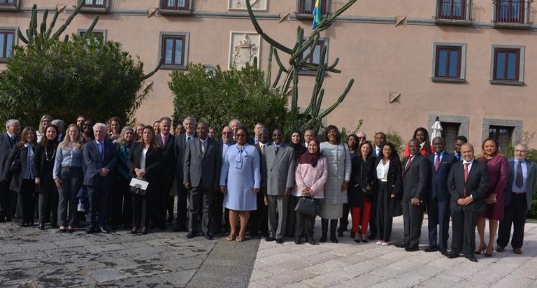 8ème  réunion annuelle  des Mandataires du CGC en Italie : Le Gabon veut rendre son système Fret plus performant