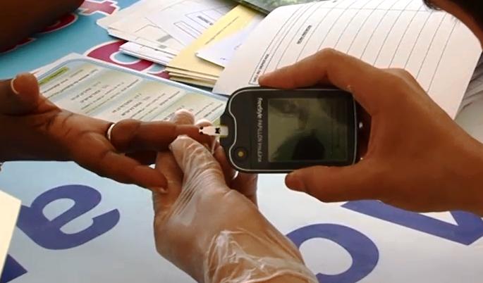 Dépistage gratuitdu diabète et de l'hypertension le 18 novembre prochain à Libreville