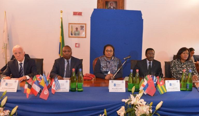 Fin de la 8ème réunion annuelle des Mandataires du CGC en Italie : Plusieurs recommandations pour booster la performance du système fret gabonais