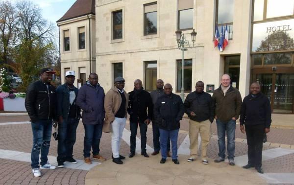 Une association gabono-congolaise collecte des dons pour aider des SDF à Paris