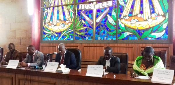 Les magistrats décident d'entrer en grève générale illimitée dès ce jeudi pour chasser le ministre de la justice