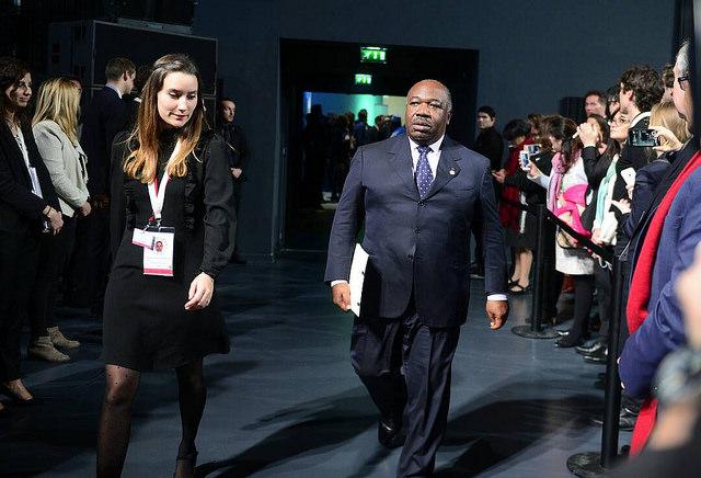 Ali Bongo annonce une contribution de 500 000 dollars pour financer le changement climatique