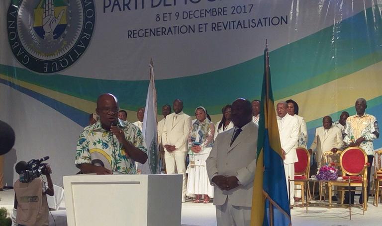 Boukoubi tire un missile sol-air contre les proches d'Ali Bongo