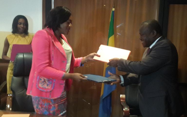 Signature d'une convention entre le CGC et l'AGASA pour renforcer la sécurité alimentaire au Gabon
