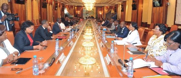 Communiqué final du conseil des ministres du 21 décembre 2017 + beaucoup de nominations