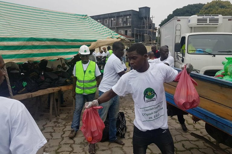 Opération « Paniers Solidaires » au bénéfice de 10 mille enfants de Port-Gentil