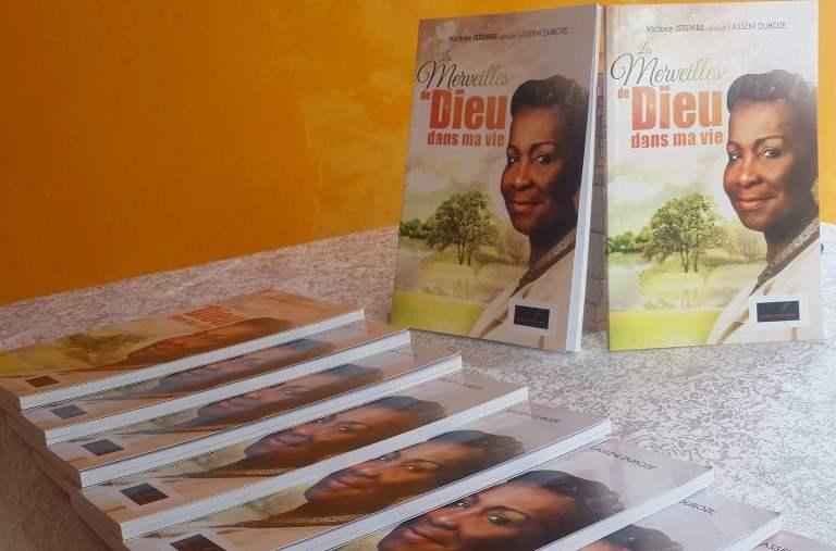 Les Merveilles de Dieu dans ma vie, l'ouvrage miracle de Victoire Lasseni Duboze