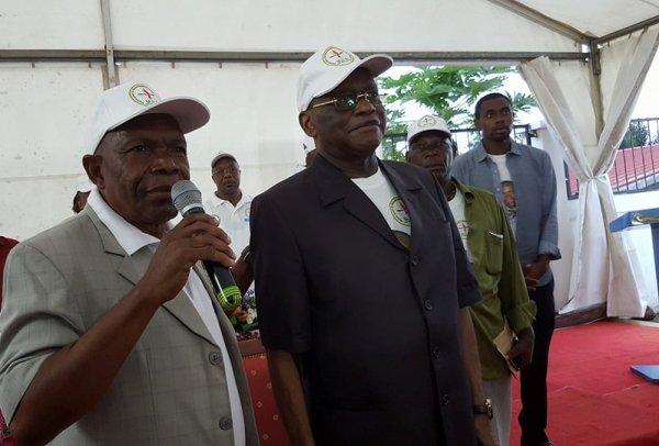Jean François Ntoutoume Emane promu président du RPR