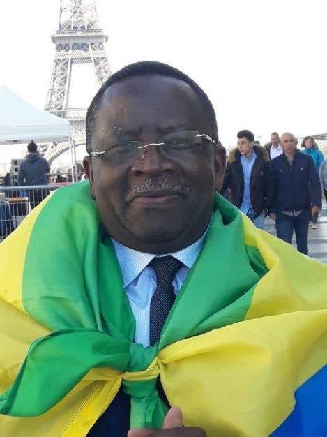 Nguia Banda pourrait-il venir enterrer sa femme au Gabon?