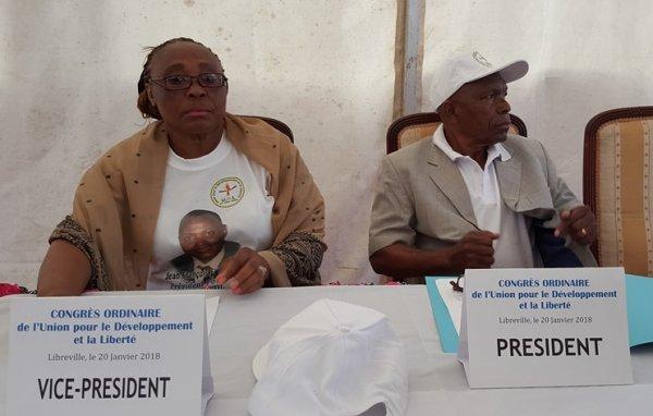 L'UDL, le parti de feu Jean François Ekouaghe Mba est mort
