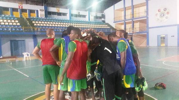 CAN de Handball: le match test Gabon RDC reporté sine die