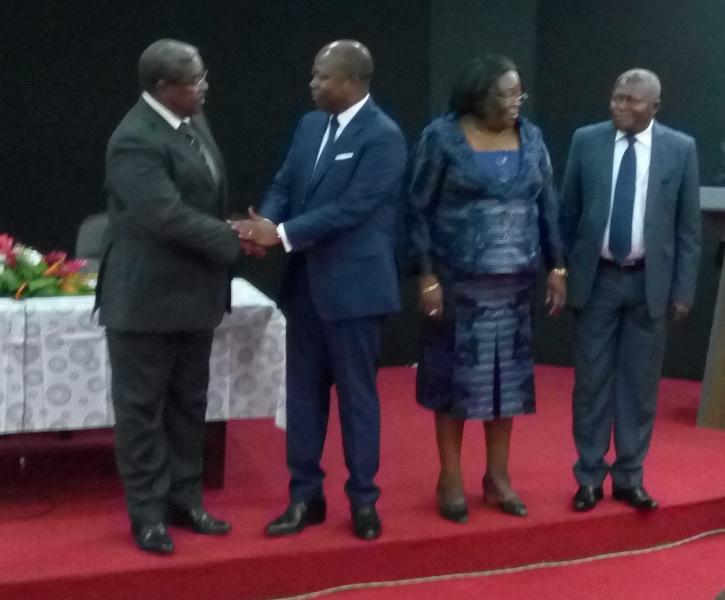 Le nouveau Directeur général de Gabon Télévision prend ses commandes sous le signe de la performance