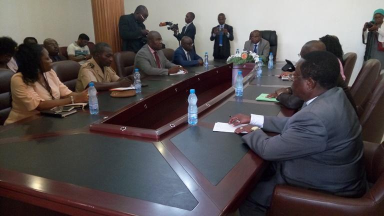 Le Gabon prend la présidence de l'OHADA mardi à Libreville