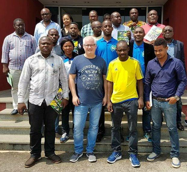 13ème édition de la Tropicale Amissa Bongo : Les journalistes à nouveau outillés