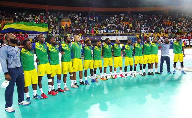 23ème  édition de la CAN Handball Masculin Séniors Gabon: Le Gabon pays organisateur éliminé en quarts  de final par  le Maroc (26-23)