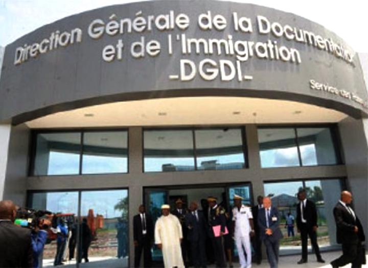 Le général de division Francis Mbou prend les commandement de la puissante DGDI