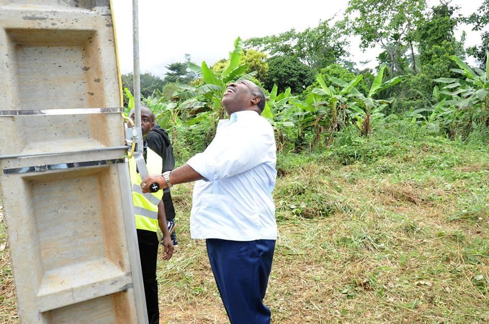 L'axe Kango – Bifoun (74 km) désormais électrifié