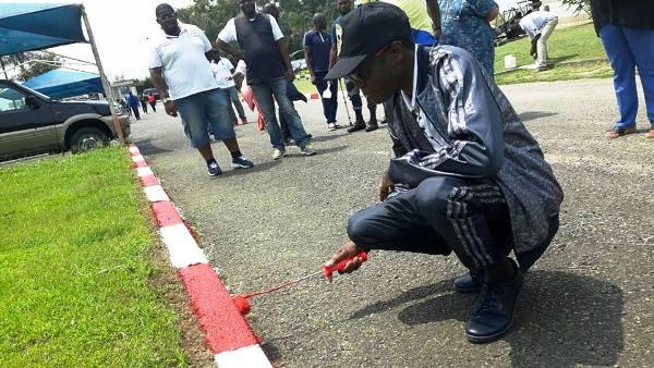 Lambert Noël Matha prépare une opération coup de poing à Libreville