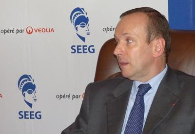 Le Gabon interrompt son contrat avec le groupe français Véolia qui gérait la SEEG